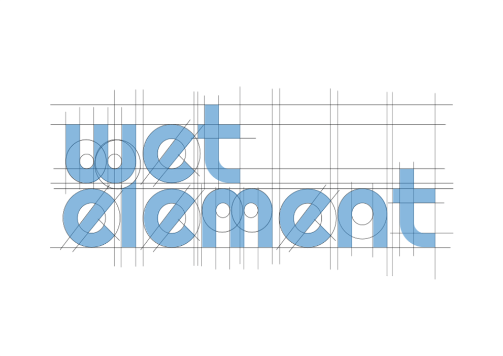 Wet Element Font