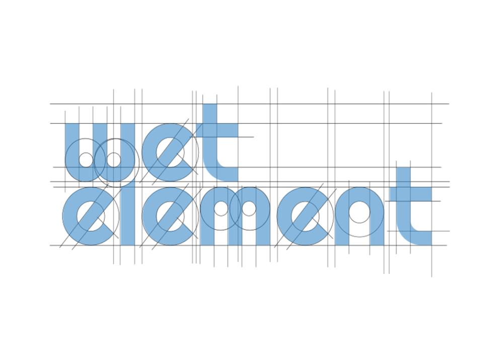Wet Element Font
