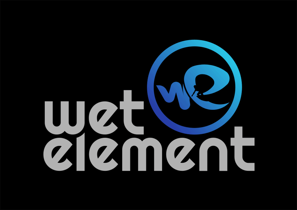 Wet Element Grey Blue