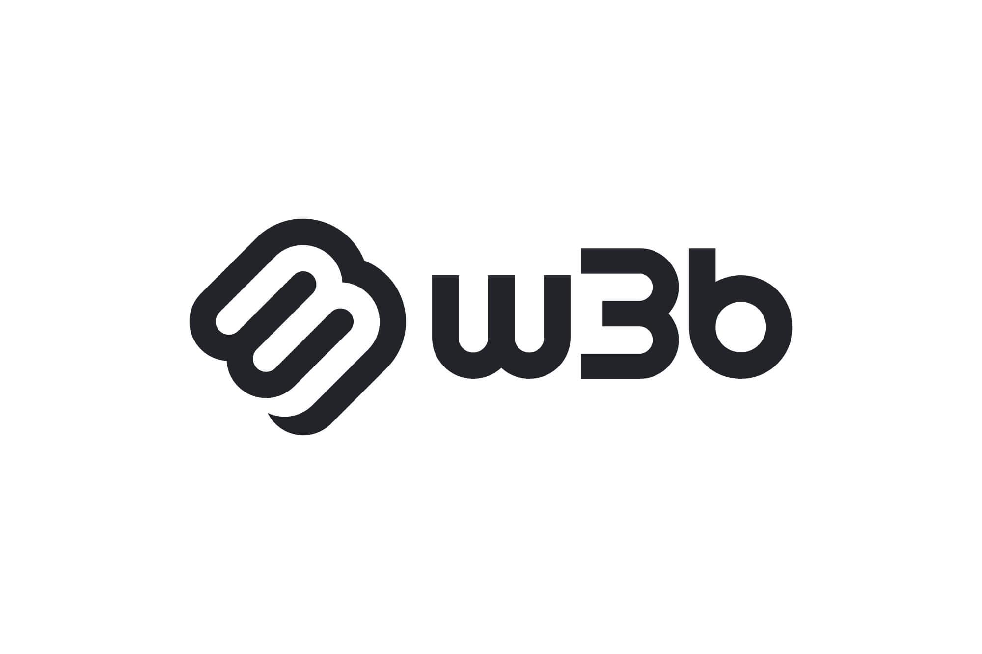 w3b horizontal